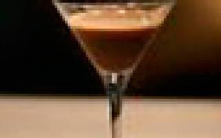 Рецепт коктейля Розовый Абсент