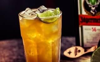 Рецепт коктейля Подводная лодка