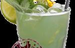 Рецепт коктейля Ацтек