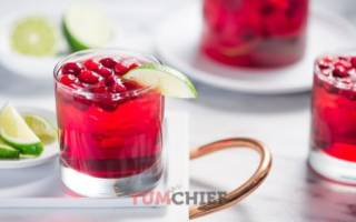 Рецепт коктейля Кейпкоддер