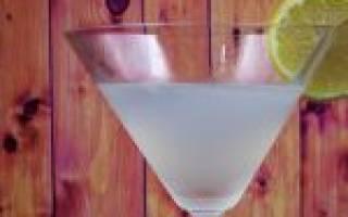 Рецепт коктейля Леди
