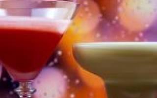 Рецепт коктейля Холодные губы