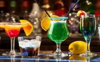 Рецепт коктейля Зеленый Ангел