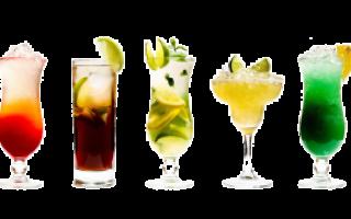 Рецепт коктейля Жидкий опиум