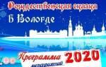 Где отметить Новый Год 2020   в Вологде