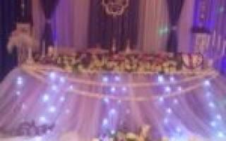 Где отметить Свадьбу в Подольске