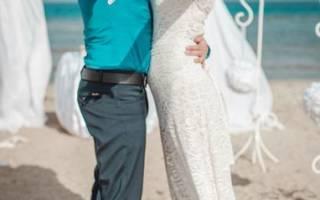 Где отпраздновать за границей свадьбу