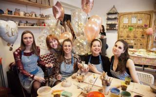 Где отметить День Рождения в Санкт-Петербурге