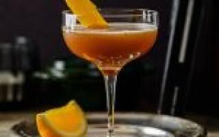 Рецепт коктейля Кровь и песок
