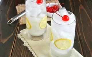 Рецепт коктейля Цтрусовый Коллинс